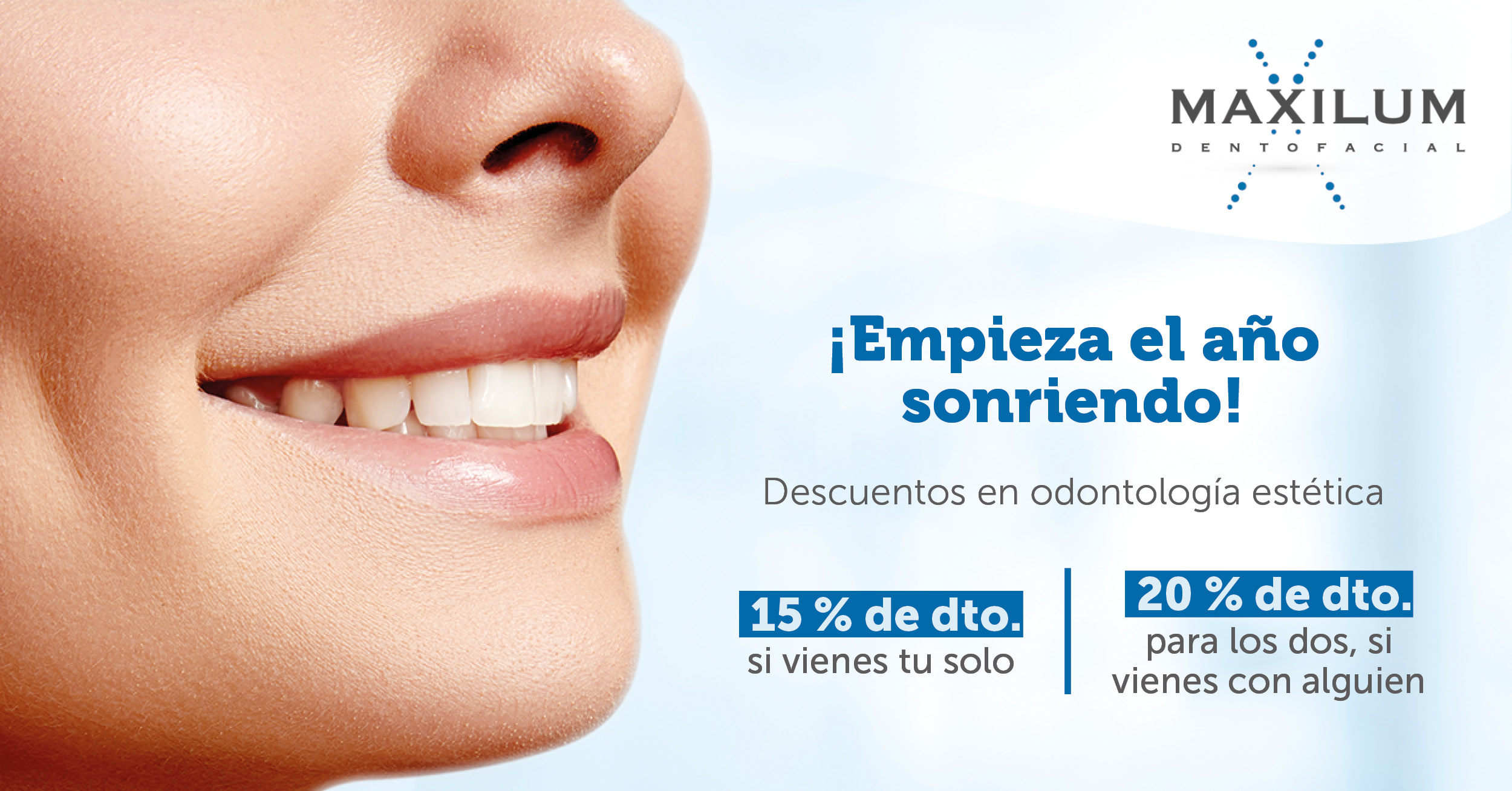 Promocion odontologia maxilum